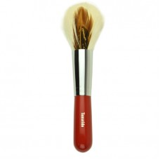 Cheek Brush JWC28 RED (pheasant・brown)
