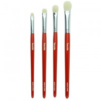 4 Eye Shadow Brush Set (special engraving)